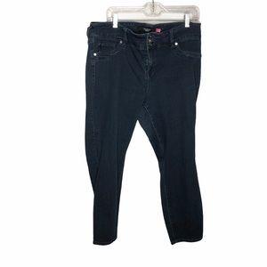 Torrid Dark Wash Denim Straight Leg Jeans Size 20